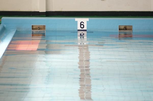 一生懸命泳いでもナンパチャンスはない